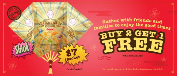 Saywhat Salted Egg Chips Buy 2 Get 1 Free